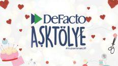 Defacto - Aşktölye Event